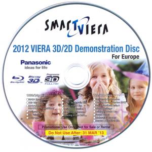 3D Disk