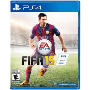 Disk PlayStation 4 (Fifa 15)