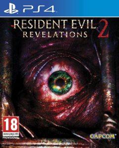 Disk PlayStation 4 (Resident Evil 2)