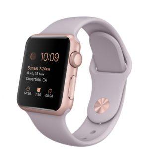 Apple Watch Sport 38mm Rose Gold