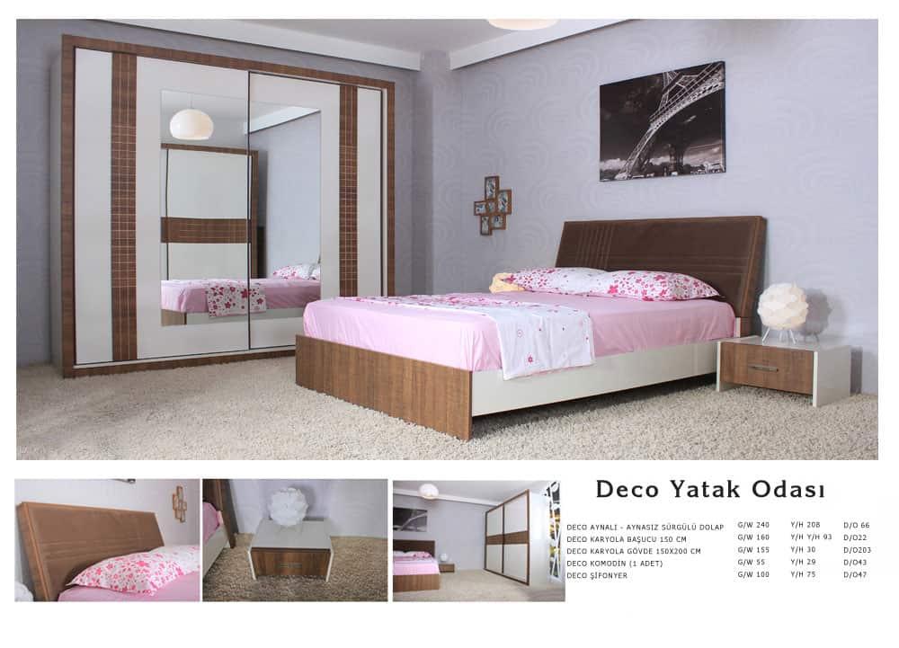 Gala-Deco yataq dəsti