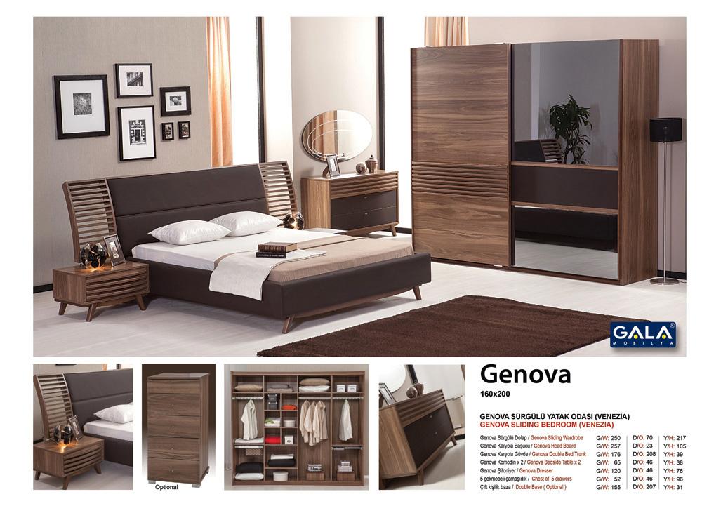 Gala-Genova yataq dəsti