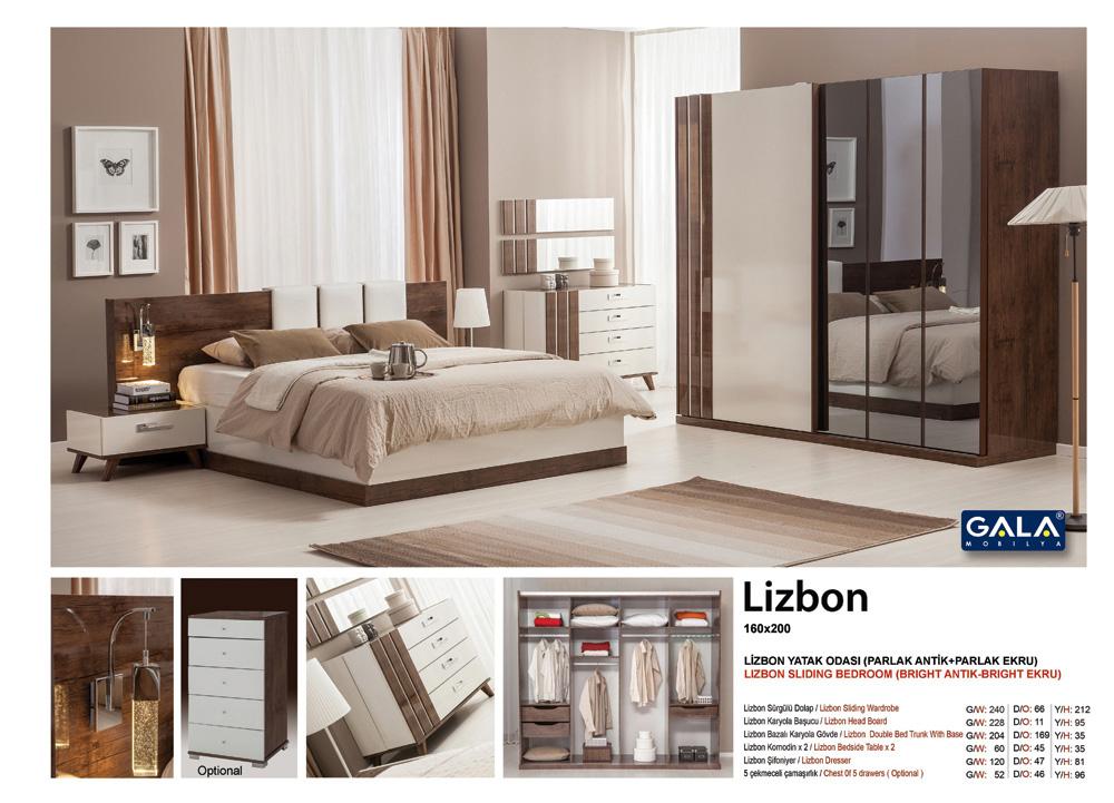 Gala-Lizbon yataq dəsti