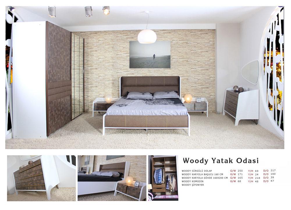 Gala-Woody yataq dəsti