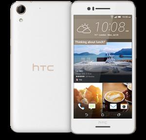 HTC Desire 728G DS White