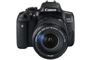 Fotoaparat Canon EOS 750D Kit 18-55