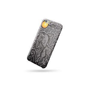 """Qoruyucu örtük """"Balıq bürcü"""" iPhone 6"""
