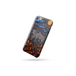 """Qoruyucu örtük """"Buğa bürcü"""" iPhone 6"""