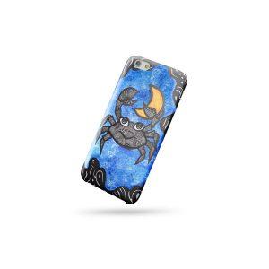 """Qoruyucu örtük """"Xərçəng bürcü"""" iPhone 6"""