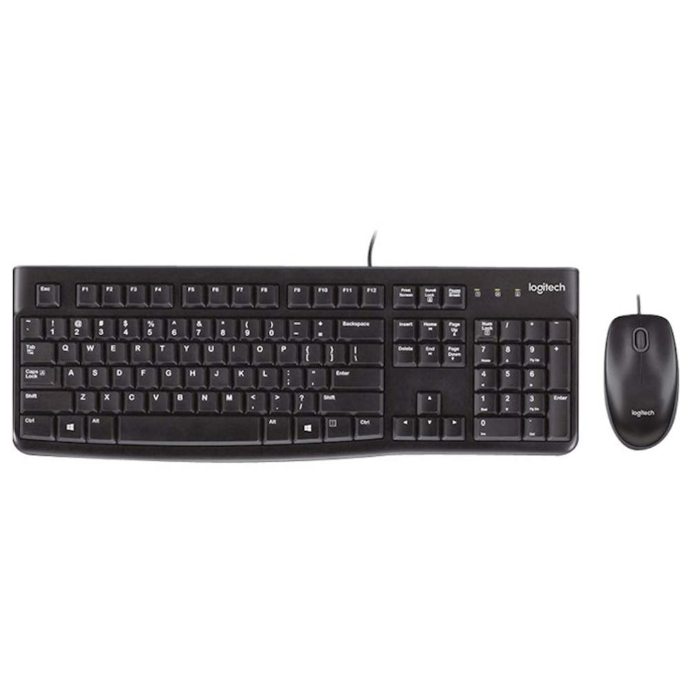 Klaviatura LOGITECH Desktop MK120