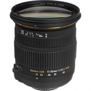 17-50mm F2.8 for Nikon