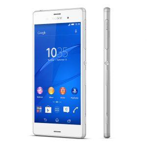 Sony Xperia Z3 Dual White