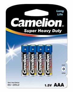 Батарейка Camelion Blue AAA4