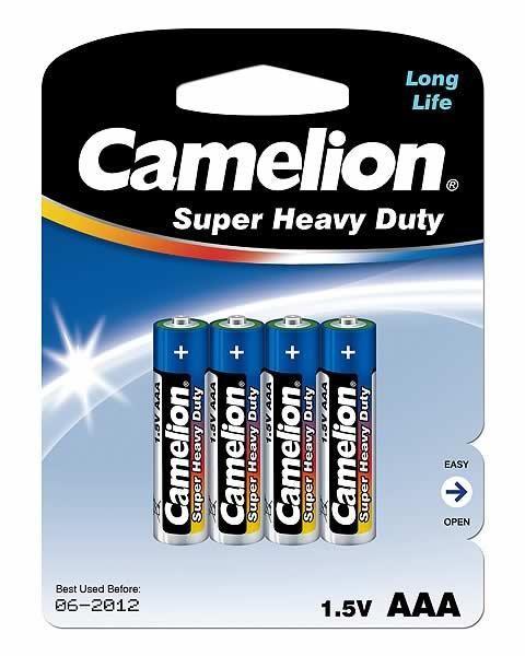 Батарейка Camelion Blue AAA4  - 1