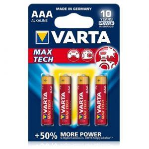 Батарейка Varta Maxi Tech 4703 AAA4