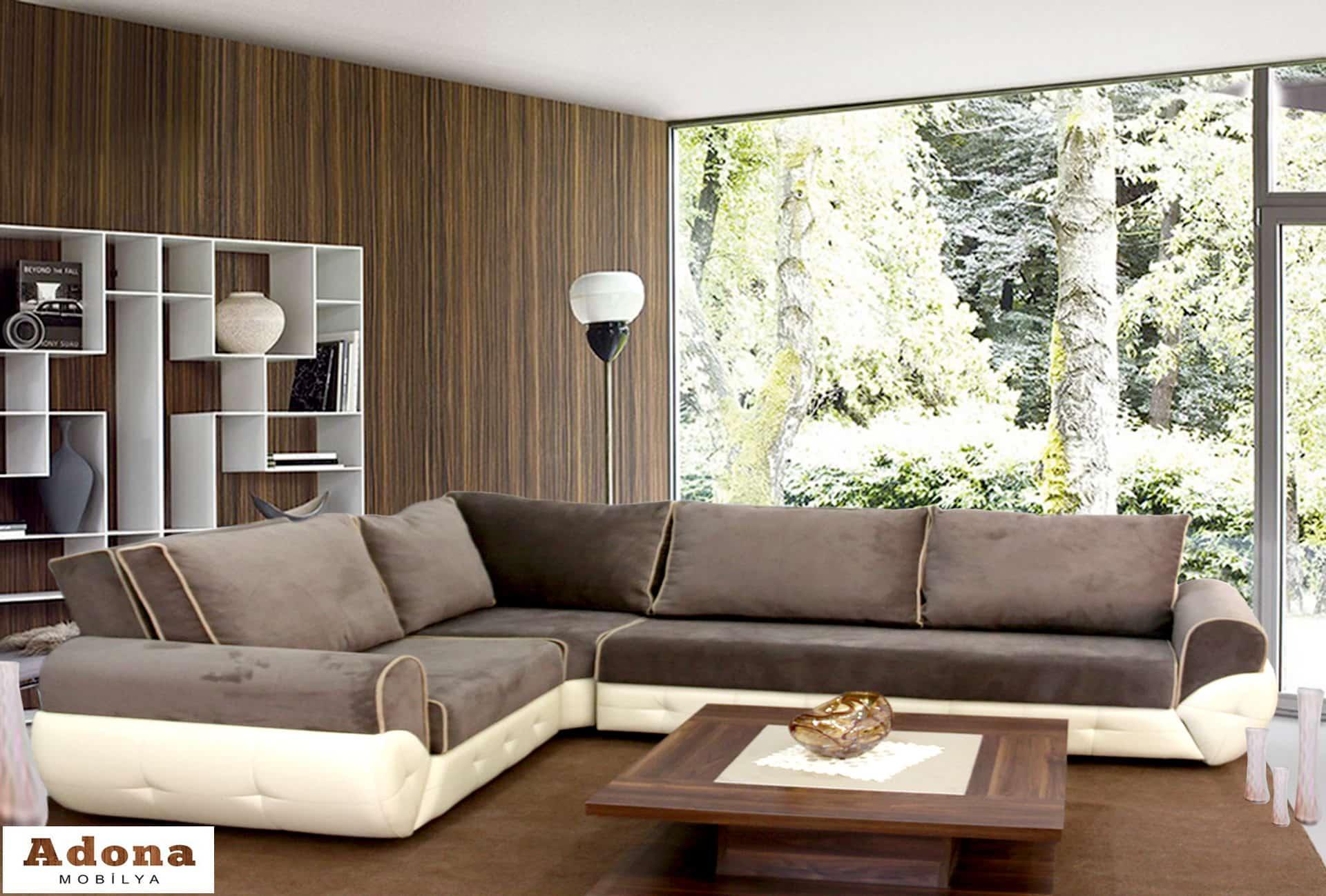 Adona mobilya-Künc Silvia