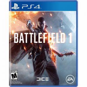 Disk  Playstation 4 (Battlefield 1)