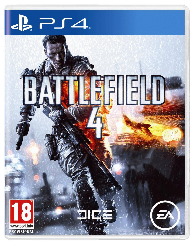 Диск  Playstation 4 (Battlefield 4)  - 1