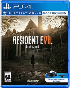 DISK Playstation 4 (Resident Evil 7. Biohazard)