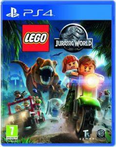 DISK Playstation 4 (LEGO Jurassic World)