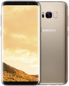 Samsung Galaxy S8 DUAL  (SM-G950) Gold