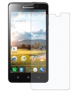Screen protector glass for Lenovo A 2010