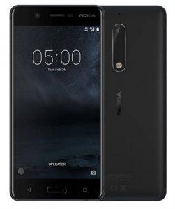 Nokia 5 DS Matte Black