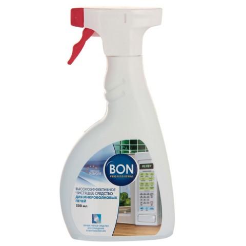 Mikrodalğalı sobalar üçün təmizləyici vasitə Bon BN-158 500 ml  - 1