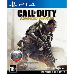 DISK Playstation 4 (Call of Duty Advanced Warfare)