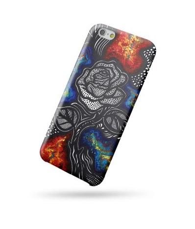 iPhone 7/7S Qizilgul  - 1