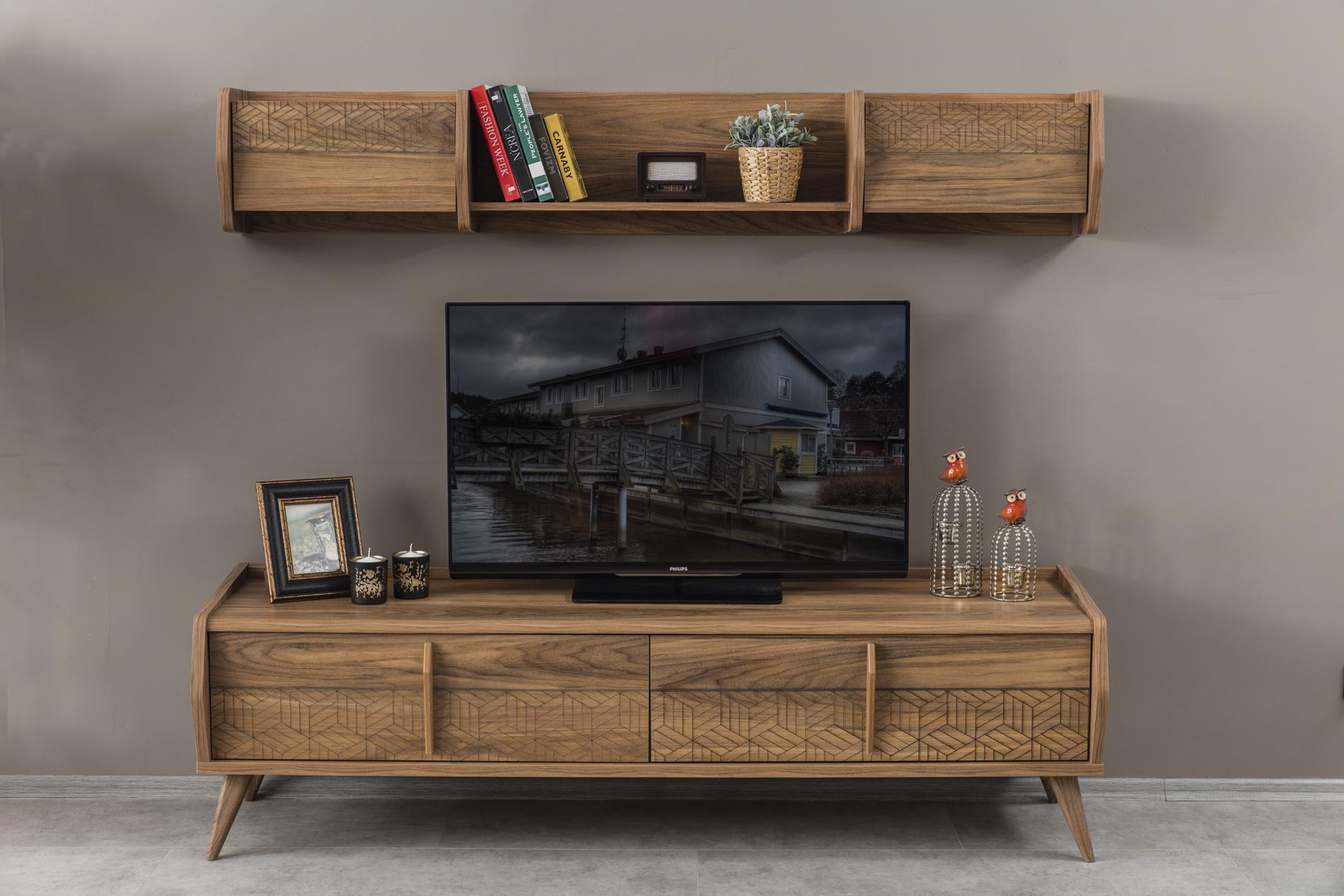 Gala-Lotus tv-stend