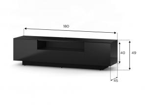 Televizor altlığı SONOROUS LBA 1830-GBLK