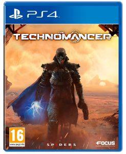 DISK Playstation 4 (Technomancer)