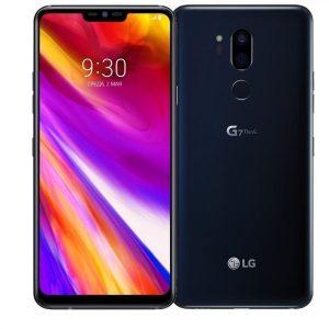 LG G7 Thinq G710 BLACK
