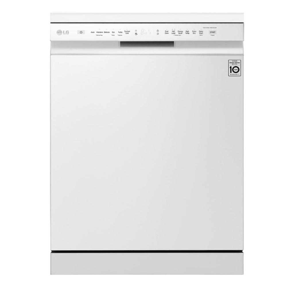 Посудомоечная машина LG DFB512FW  - 1