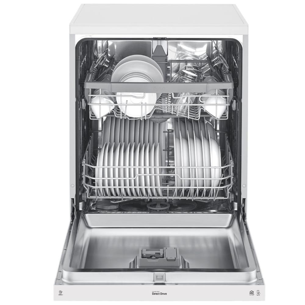 Посудомоечная машина LG DFB512FW  - 2