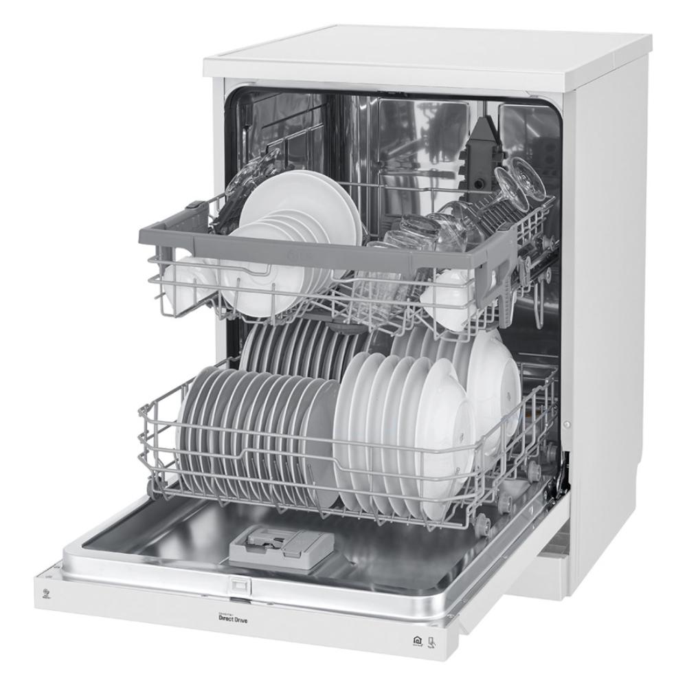 Посудомоечная машина LG DFB512FW  - 4