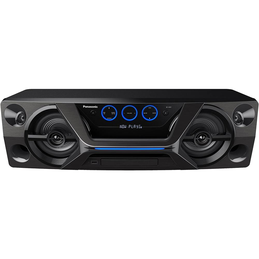 Музыкальный центр Panasonic Urban Audio SC-UA3GSX-K  - 1