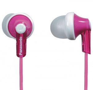 Earphones Panasonic RP-HJE118GUP Pink