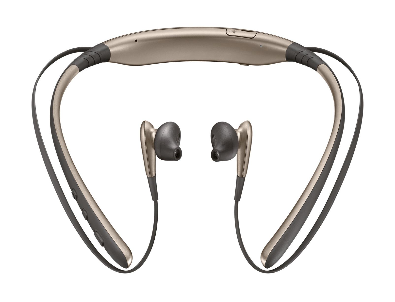 Наушники Headphones Samsung Level U EO-BG920BFEGRU Gold  - 3