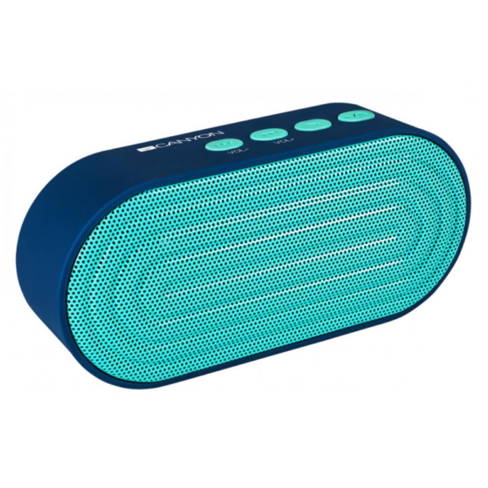Canyon Wireless Speaker green/blue CNS-CBTSP3