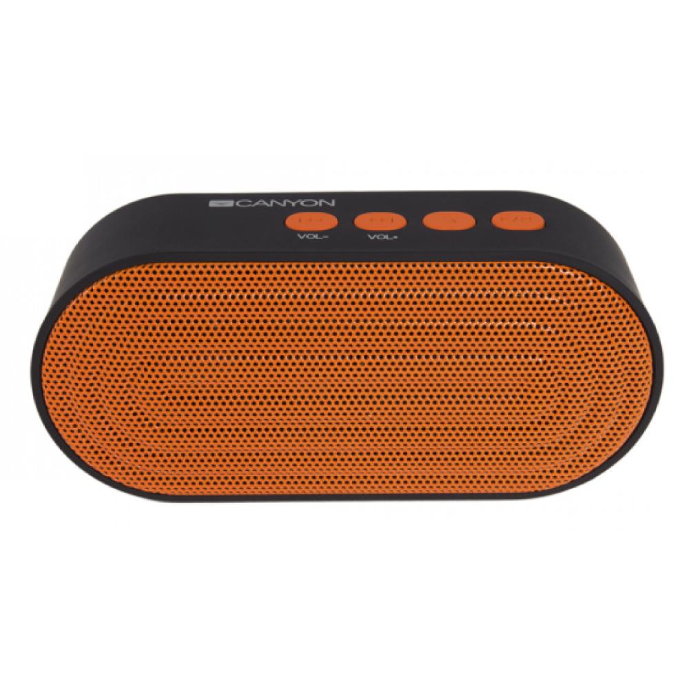 Canyon Wireless Speaker black/orange CNE-CBTSP3BO