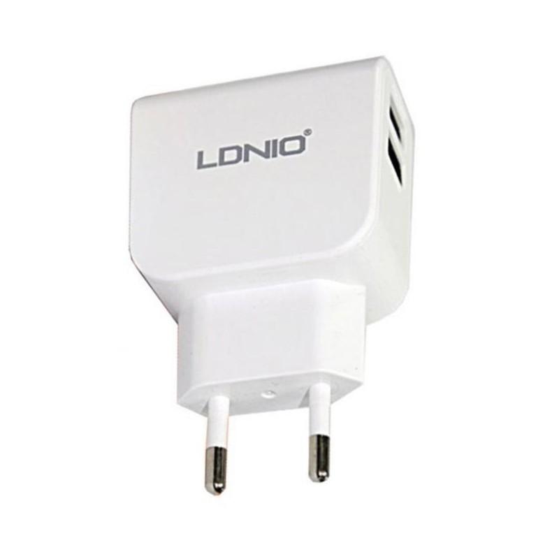 Travel Charger Ldnio DL-AC56 Lightning  - 1
