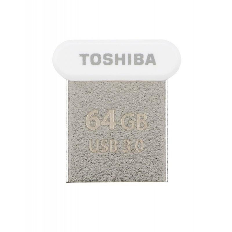 USB Toplayıcı TOSHIBA 64GB U364 Ağ USB 3.0  - 1