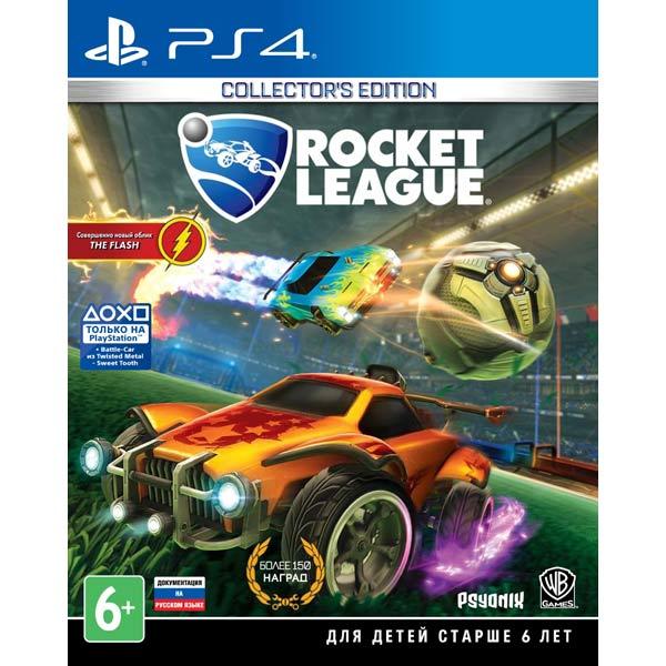 Диск   Playstation 4 (Rocket League)  - 1