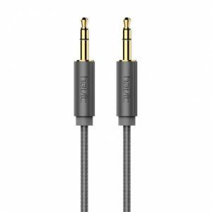 AUX Cable HV-CB606X Gray