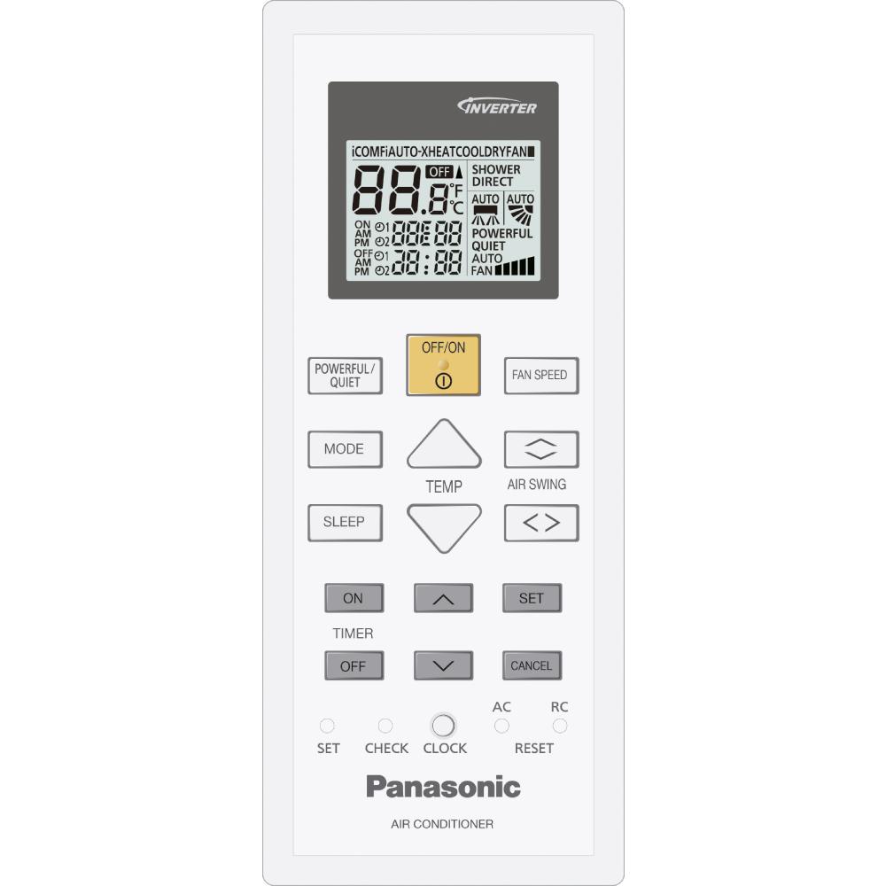 Kondisioner Panasonic CS-BE35TKE-1  - 5
