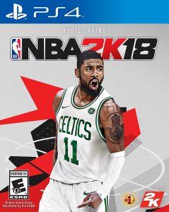 DISK Playstation 4 (NBA 2K18)