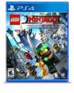 Disk   Playstation 4 (LEGO Ninjago Movie)