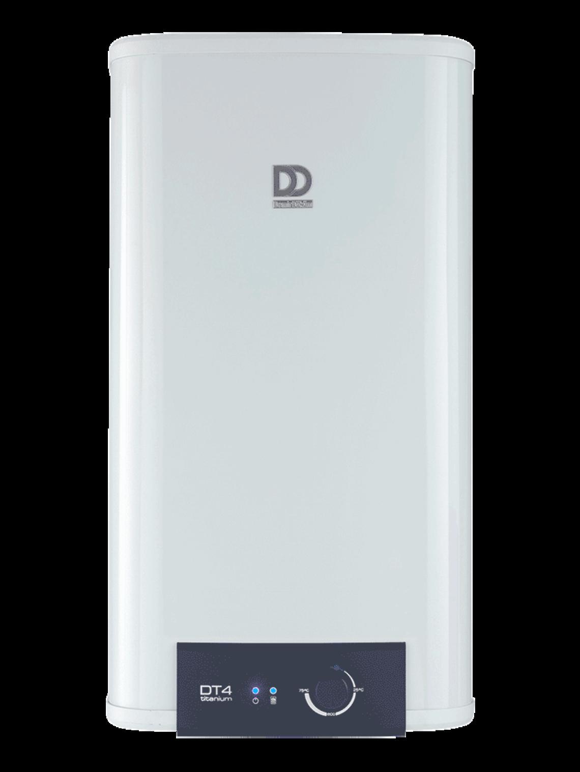 Su qızdırıcı Demir Dokum DT4 Titanium Termosifon 80 L  - 1